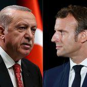 Erdoğan/Macron : quand les crimes de lèse-majesté occultent les crimes contre les peuples
