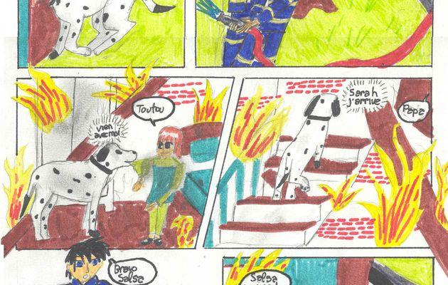 Les pompiers ces héros : galerie virtuelle (9/16)