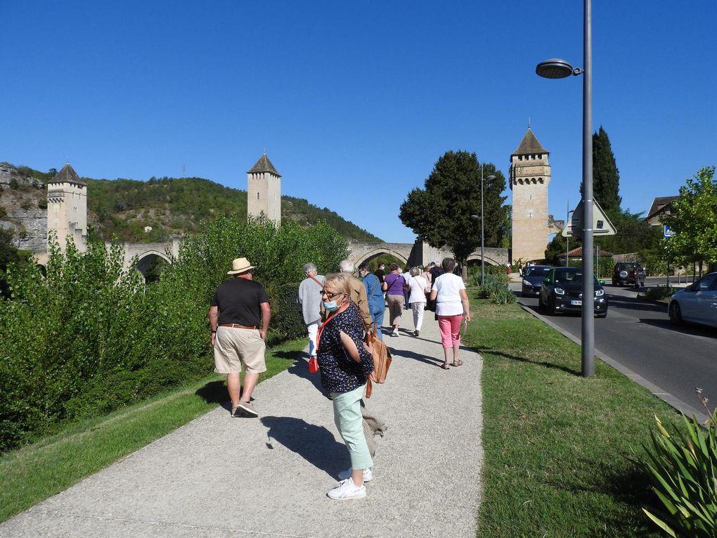 Le voyage en Périgord