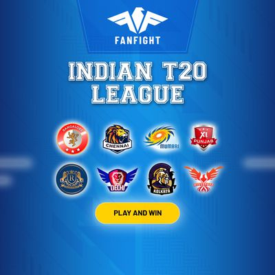 Playing IPL (Indian T20) Fantasy Cricket 2021 helps you to Win Cash Big on FanFight