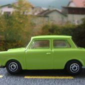 TRABANT SERIE FRESH METAL MAISTO - car-collector.net