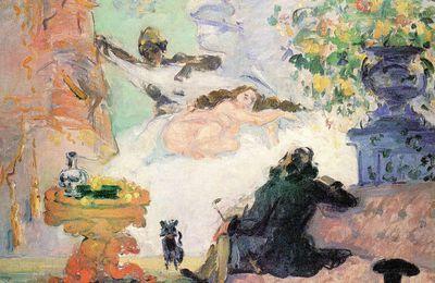 Cézanne et les fantasmes du désir charnel
