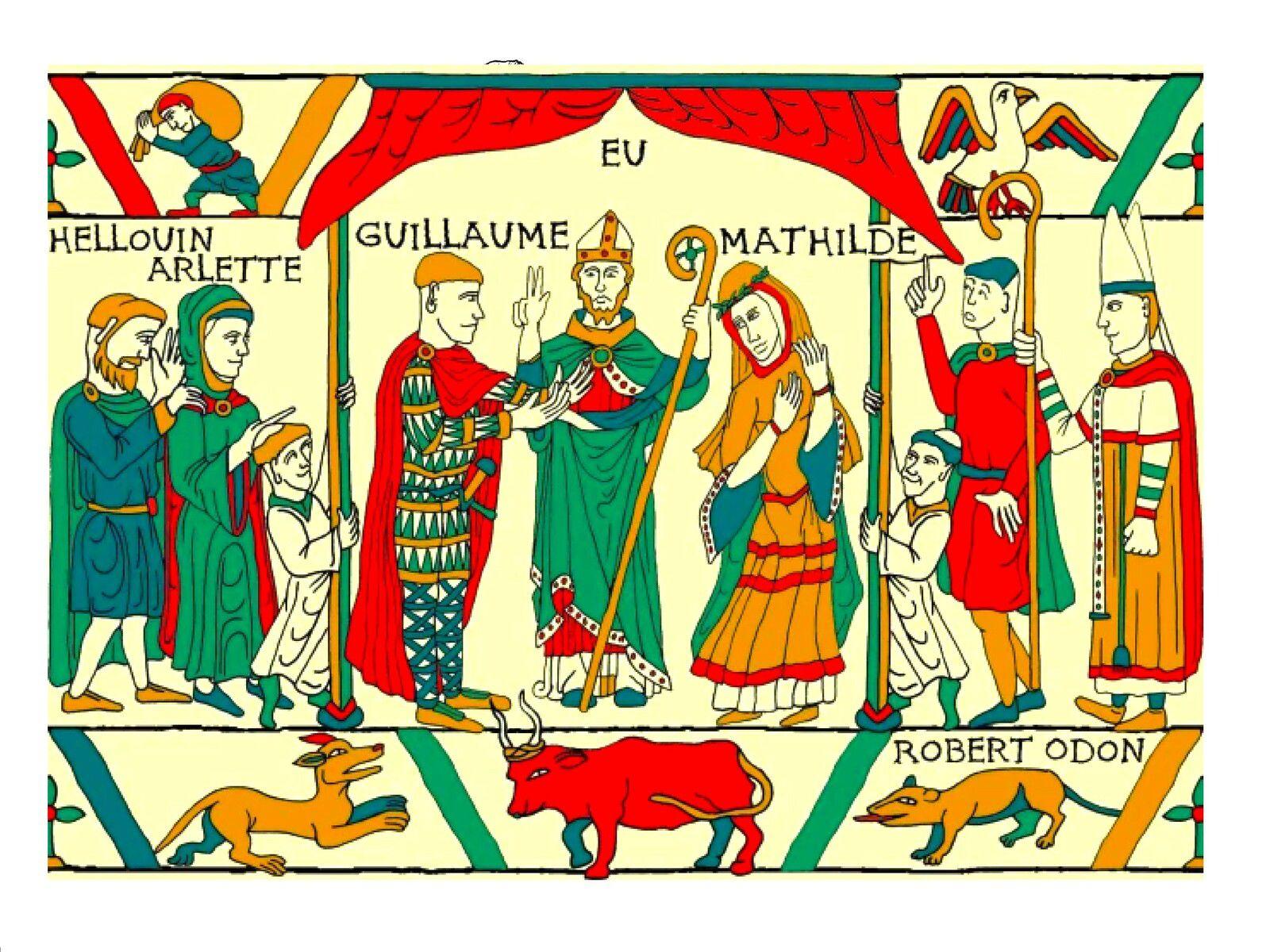 Constance de Normandie duchesse de Bretagne