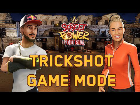 [ACTUALITE]  Street Power Football - Du gameplay dans le mode Trickshot
