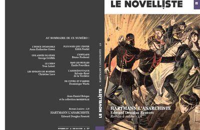 [A paraître] Le Novelliste #01