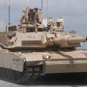 DES M1A2 SEPV3 POUR L'AUSTRALIE.