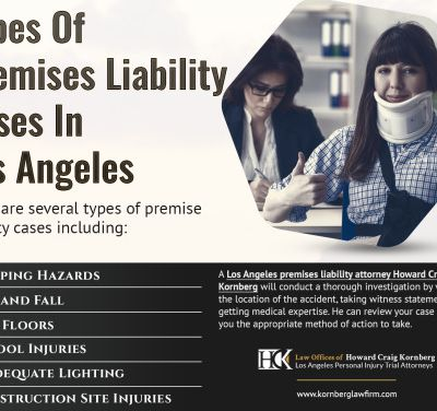 Types Of Premises Liability Cases In Los Angeles