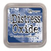 RATDO55884 : ENCRE DISTRESS OXIDE CHIPPED SAPP FEE DU SCRAP