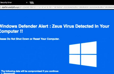 What is Zeus virus and How to prevent it