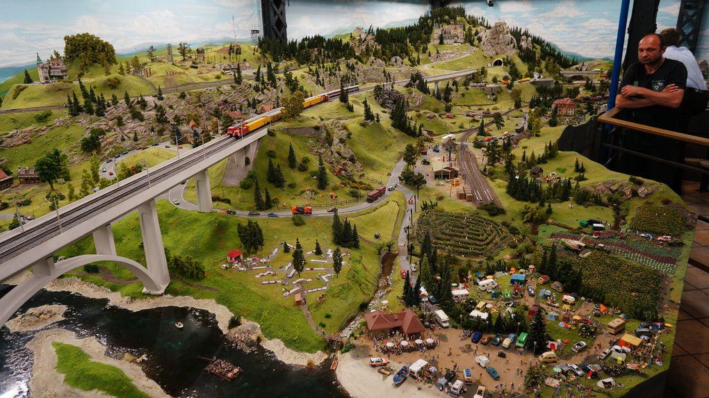Mini World Lyon - La Vidéo de Miniatur Wunderland à l'origine du Projet...