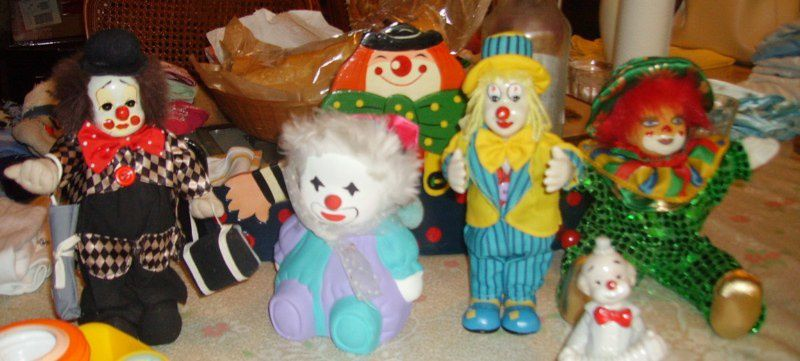 Collection: clowns