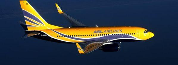 ASL Airlines France dévoile son programme été de vols réguliers