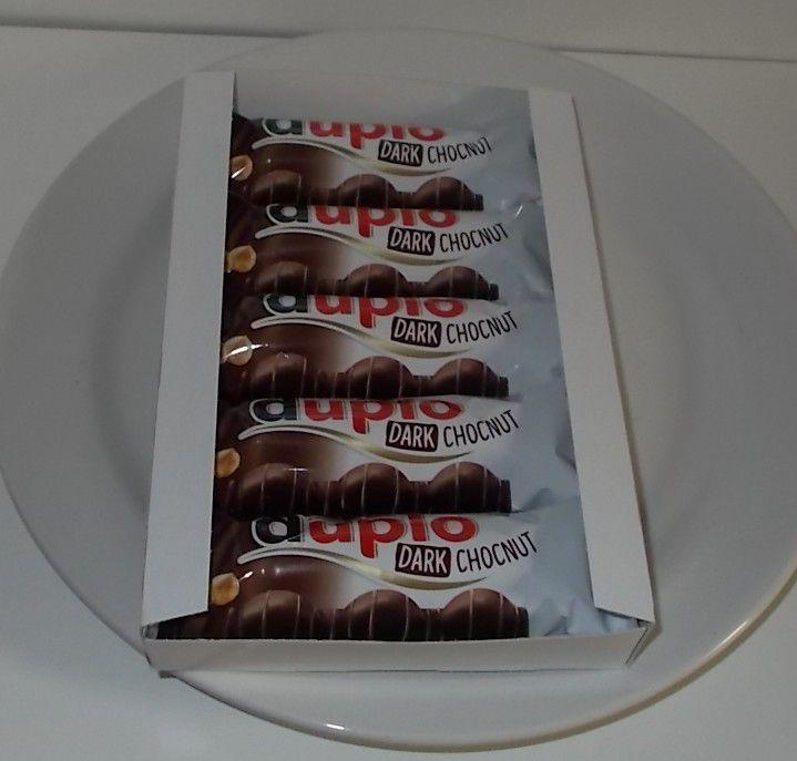 Ferrero duplo Dark Chocnut Limited Edition