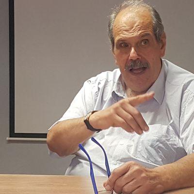 RENCONTRE avec JAMES METAYER de la FEDERATION NATIONALE DES USAGERS DES TRANSPORTS