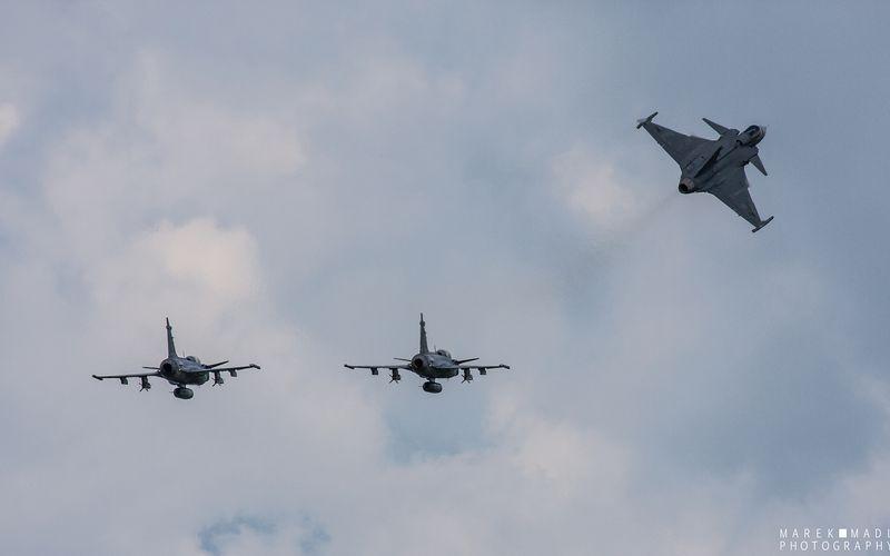 La Slovaquie pourrait louer des JAS-39 Gripen de Saab