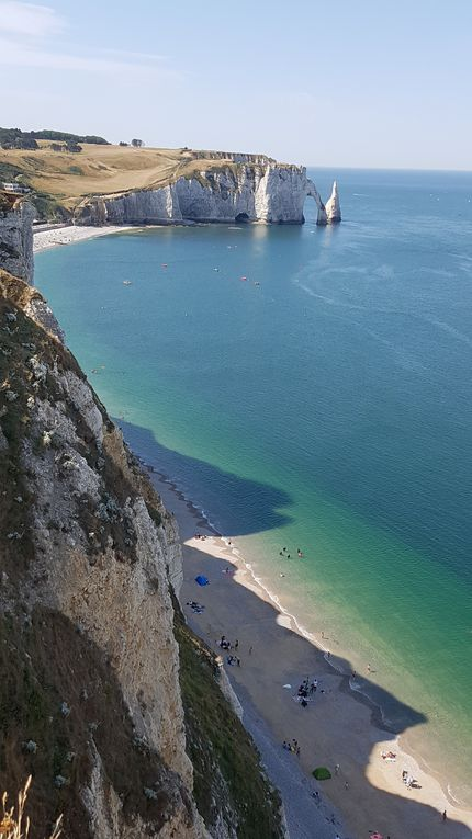 Un week-end à Étretat