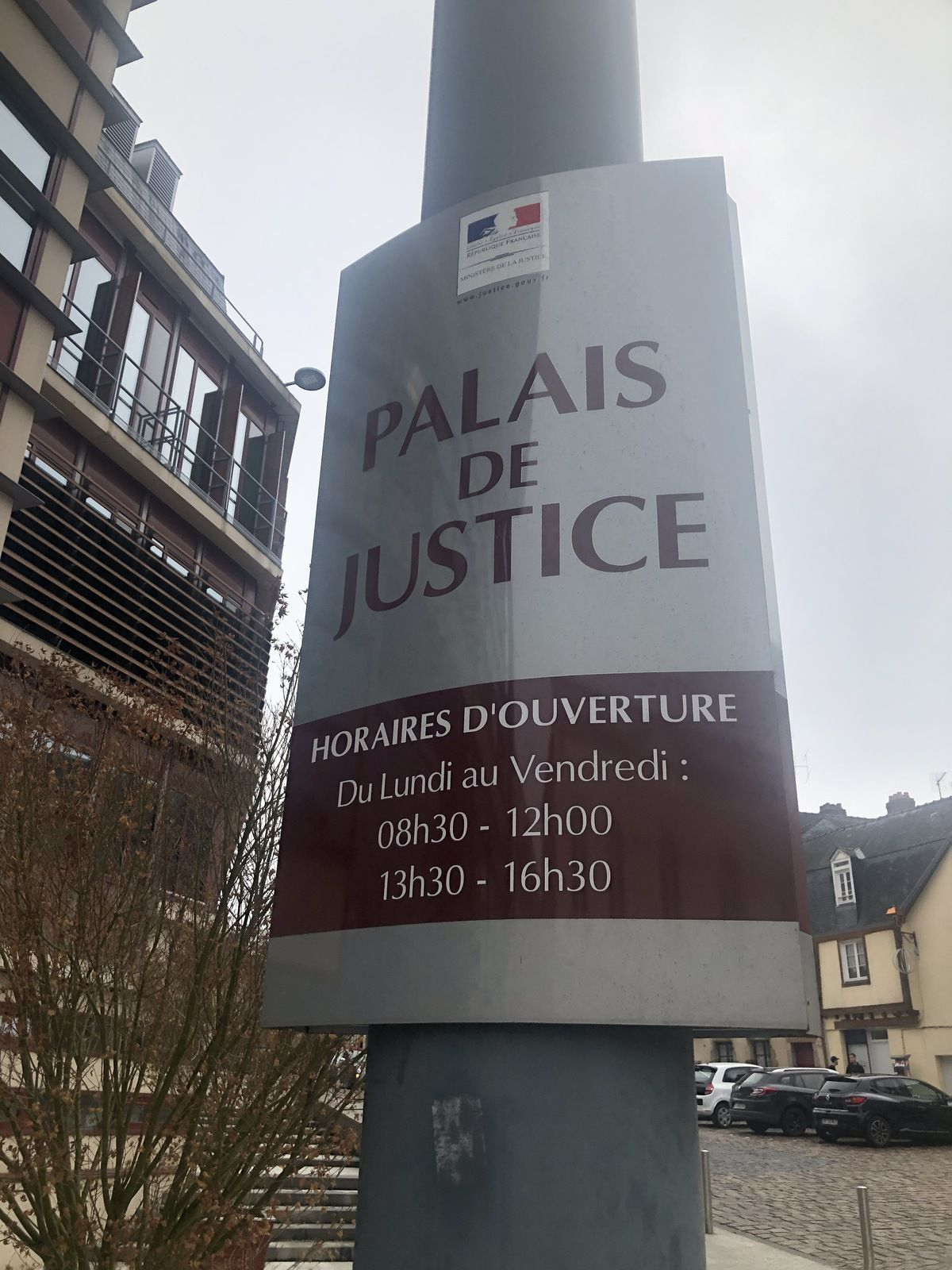 Comparution sur reconnaissance préalable de culpabilité CRPC Laval