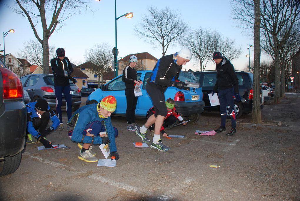 L'équipe de France Senior est venue s'entraîner à Figeac les 4 et 5 février 2012.