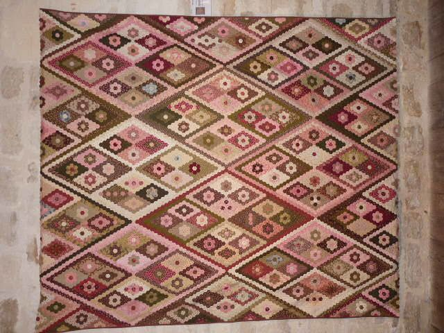 """Le """"patchwork"""" en visite à Brouage"""