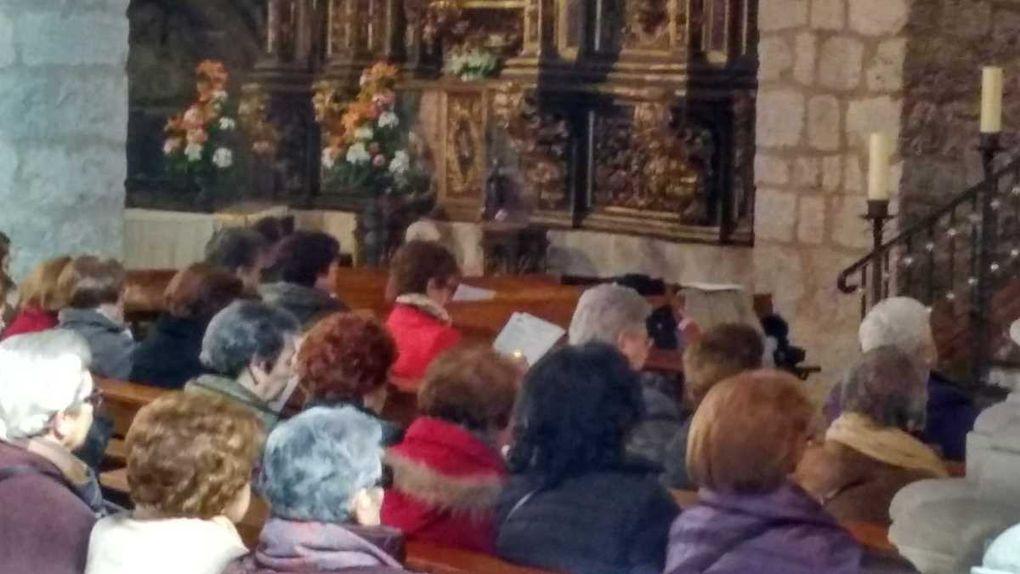 Eucaristía en la Fiesta de Vida Ascendente