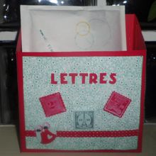 boite à lettre
