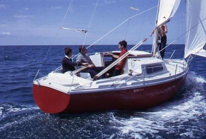 Le jeanneau Sangria, voilier de croisière vendu à plus de 3000 exemplaires !