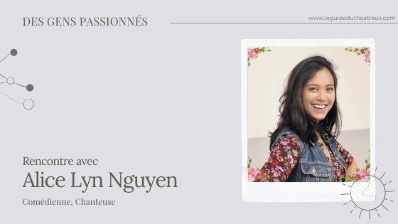 Rencontre avec Alice Lyn Nguyen