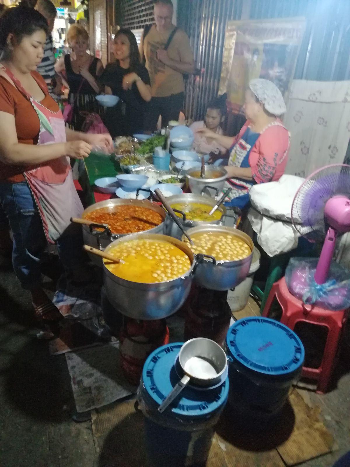 Canard laqué au cocorico - balade thaïlandaise