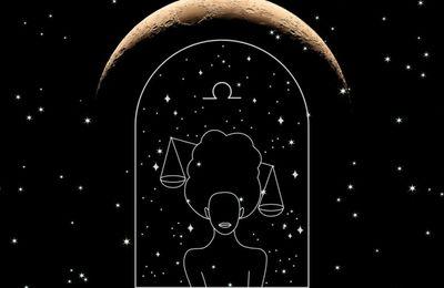 Astrologie intuitive - Nouvelle Lune en Balance d'octobre 2021