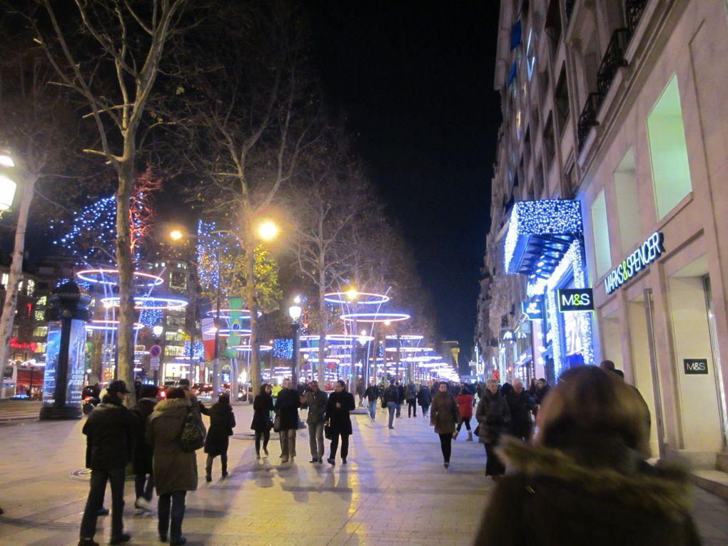Photos: EmMa (M.et Em. presse) Champs-Elysées Paris