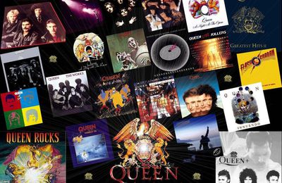 EMI MUSIC REEDITE LE CATALOGUE QUEEN EN VINYLE (SUITE & FIN).