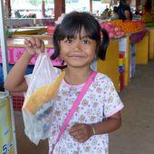Gourmandise du jour (18-12) - Noy et Gilbert en Thaïlande