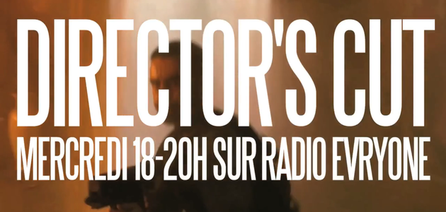 """DIRECTOR'S CUT"", TALK-SHOW #10"