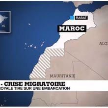 Crise migratoire, la marine royale tire sur une embarcation de migrants : 1 mort
