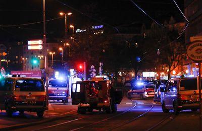 Fusillade à Vienne près d'une synagogue