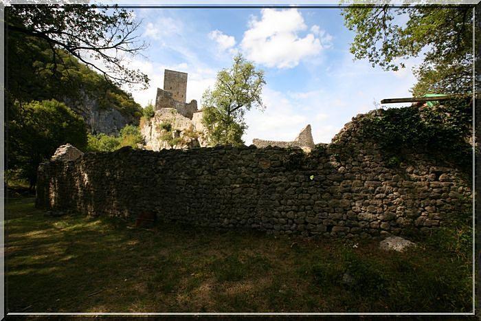 Diaporama château de Bramevaque