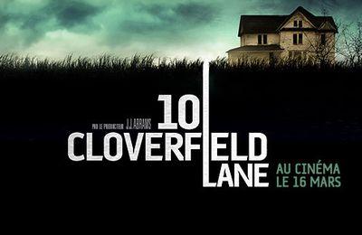 Rendez-vous au 10 CLOVERFIELD LANE, le 16 mars au cinéma #10CloverfieldLane