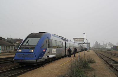 Les automoteurs thermiques de la SNCF : les X 72500