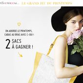 Le grand jeu du printemps avec MonShowroom.com - C-Oui by Lucie