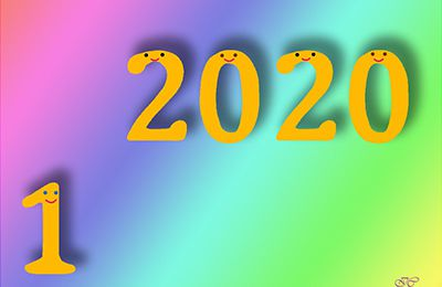GIF : Bonne année 2021 !