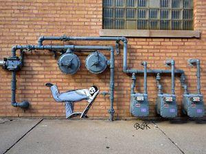 Oak Oak dans la rue / Images : http://www.street-art-avenue.com/