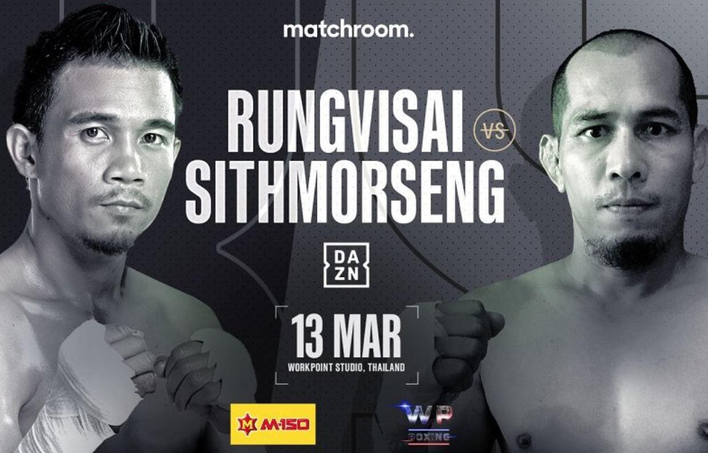 Sor Rungvisai vs. Sithmorseng : Comment suivre le combat samedi matin ?