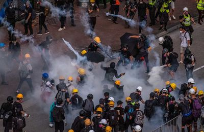 Insurrection à Hong Kong : édito n°39