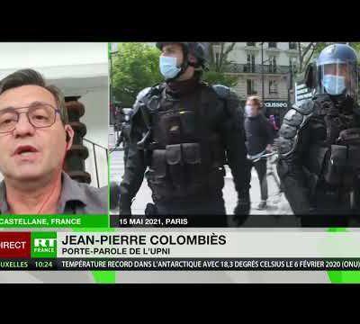 """Création d'une unité spéciale de CRS : """"C'est une réponse très limitée"""", selon Jean-Pierre Colombiès. Ça c'est tout sauf rassurant quant à un avenir proche !"""