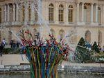 Versailles: les curieuses fontaines de Bertrand Lavier