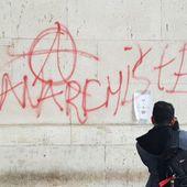 """Non, le """"A"""" entouré d'un cercle, toujours anarchiste, n'a jamais été un symbole d'extrême-droite"""