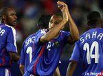France - Iles Féroé : 5-0