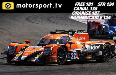 [Infos TV] Découvrez la programmation du week-end sur Motorsport TV !