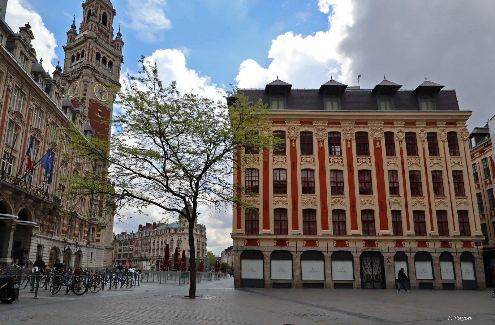 A la découverte de Lille