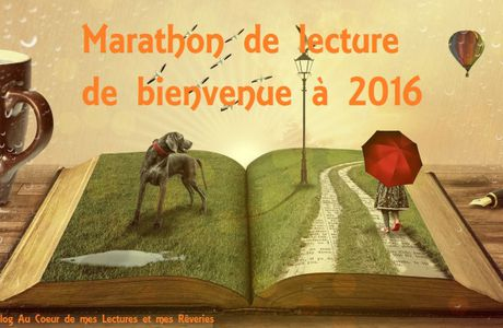 Marathon lecture du week end ...